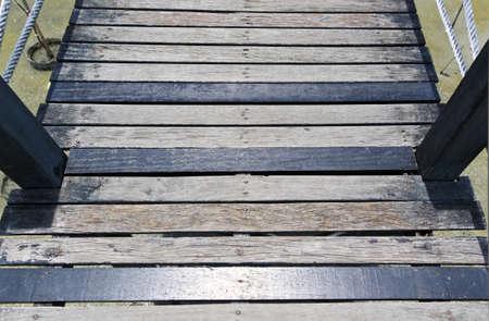 forniture: floor Wood bridge