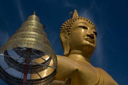 singburi: buddha statue,singburi,thailand