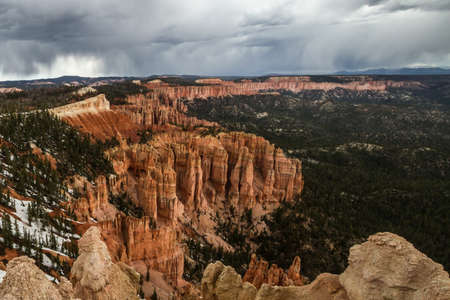 bryce canyon national park in utah usa Stockfoto