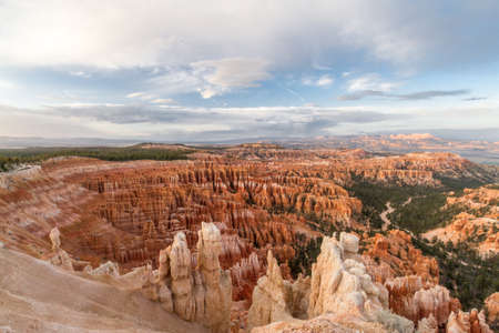 rare formations rock bryce canyon national park