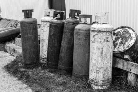 gas cylinders for cooking