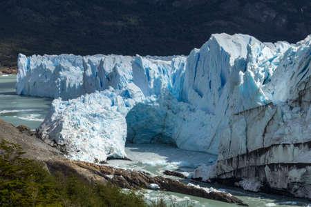 Tunnel on a Glacier