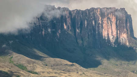 Mount Roraima, La Gran Sabana, Venezuela Stok Fotoğraf