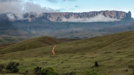 Path to Mount Roraima, La Gran Sabana, Venezuela