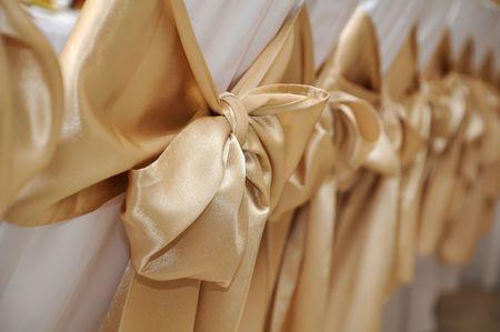Cadeiras do casamento