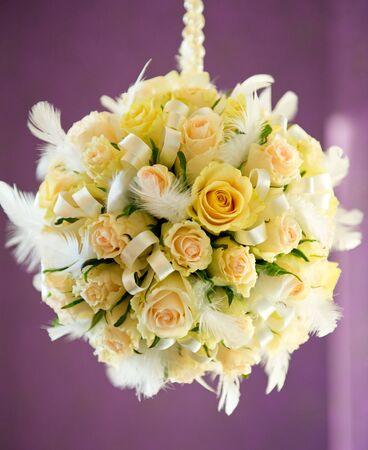 bruidsboeket: Mooie bruidsboeket