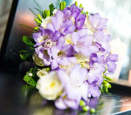 mariage mixte: Bouquet de mari�e Belle