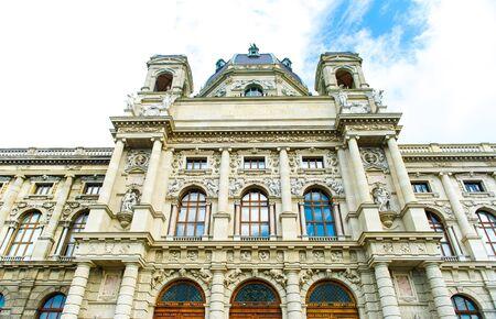 Museum of Art History  The Kunsthistorisches Museum ,  Vienna Stock Photo - 13266953