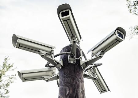 oversight: Security cameras