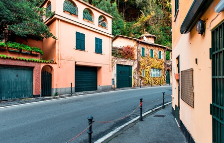 Typical homes in Italian village Stock Photo - 17935455