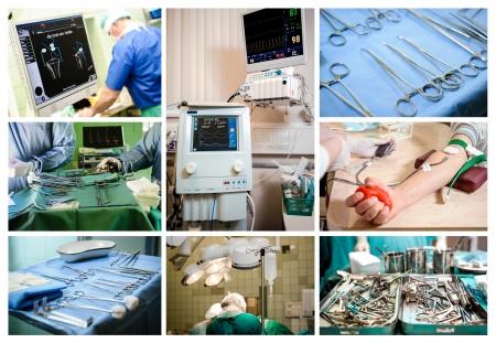 Colagem conceitual Medical