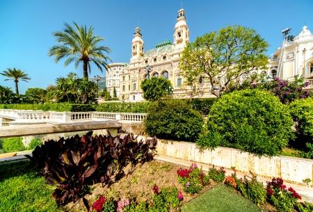 Monte Carlo Casino and Opera House Stock Photo - 20449559