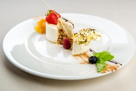 pannacotta: Luscious Panna Cotta dessert