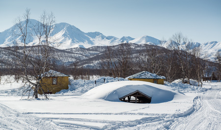 far east: Nalychevo Parque Natural de Kamchatka, Extremo Oriente de Rusia