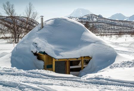 Nalychevo Nature Park  Kamchatka, Far East  Russia