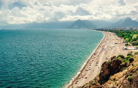 Antalya seaside  Turkey