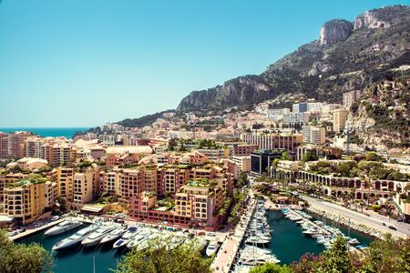 View of Fontvieille  Principality of Monaco photo