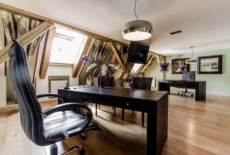 Interior of luxury private office Stock Photo - 29274503