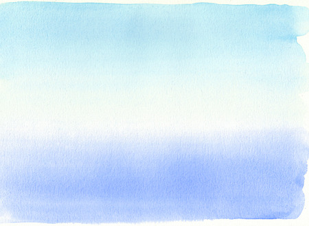 Watercolor gradient