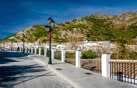 Day view of Mijas. Mijas is a lovely Andalusian town on the Costa del Sol. Spain photo