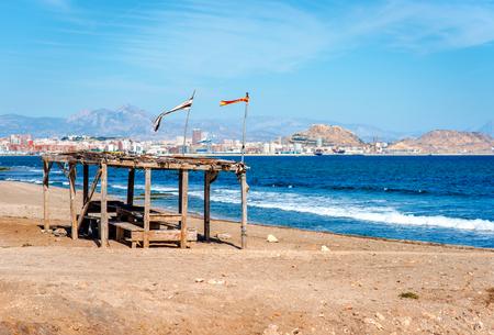 coastlines: Alicante coastline. Costa Blanca. Spain