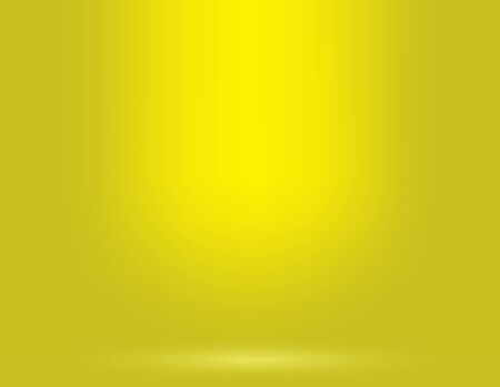 Yellow background vector illustration lighting effect graphic for text and message board design infographic