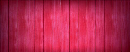 Pink wooden texture or background. Valentines day background. Vector background .
