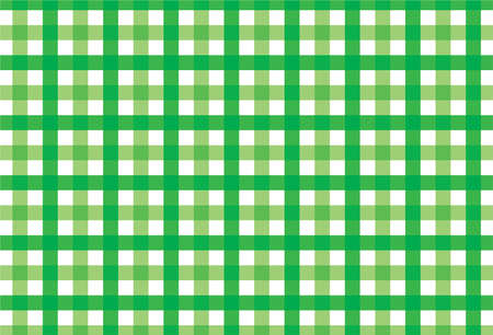 Seamless checkered vector pattern. Seamless checkered vector pattern. Coarse vintage green plaid fabric texture. Abstract geometric background. Tablecloth for picnic Texture..
