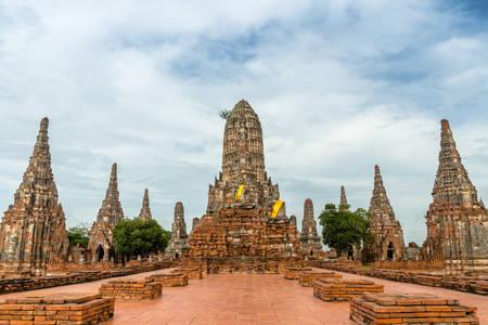 historic site: Religion historic site of Thailand.