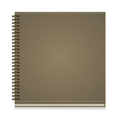notebook cover: Paper Notebook front cover