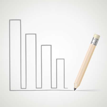 Pencil drawing Statistic