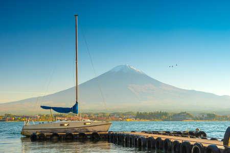 Monta�a Fuji, Jap�n Foto de archivo