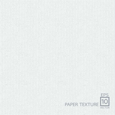 White Paper texture background, EPS10, Don't use transparency. Standard-Bild - 109407708