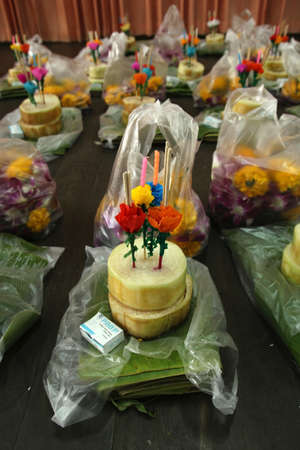 Loy Krathong be prepared to pay for this, Thailand  Stock Photo - 16556159