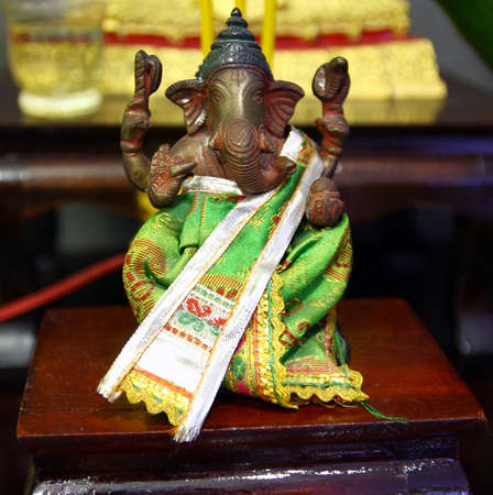 Hindu God Ganesh photo
