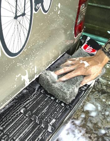 The car wash  photo