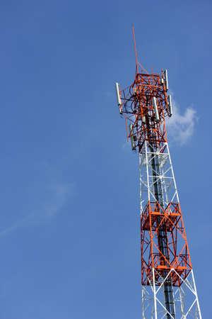 Communications antenna Stock Photo - 17062288