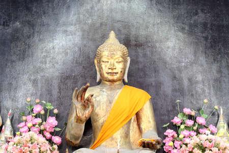 buddha image: Buda Buda estilo de imagen Foto de archivo