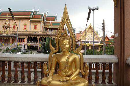 Buddha, Wat Si  Stock Photo - 17316895