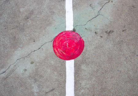 Point field goal  art  photo