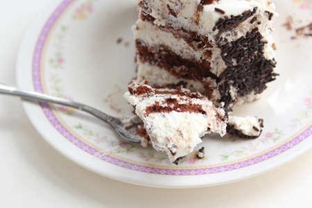 Chocolate cake  photo