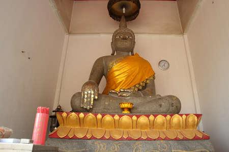 Buddha meditation  photo
