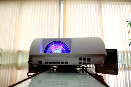 Projector For presentation photo