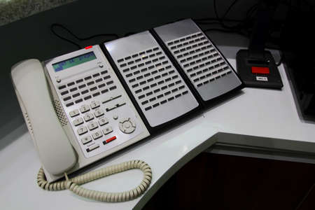 For office phone operator