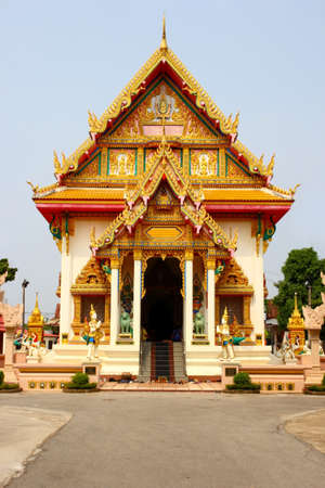 Churches, temples, Thailand daytime attractions in Nakhon Phanom province