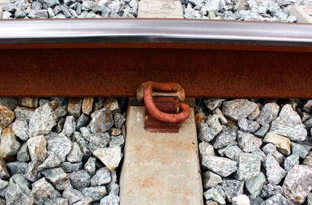 sleepers: Pin railway sleepers