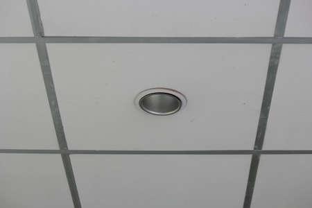 Office ceiling light  photo
