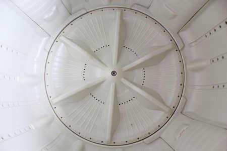Rotor spinning machine  Stock Photo