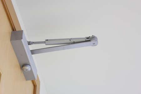 shock absorber: Shock absorber the door part 2
