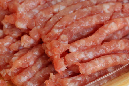 minced: Minced Meat close